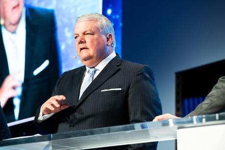 Jim Fitzpatrick,president and CEO de Nicsa. (Photo: LaLa La Photo)