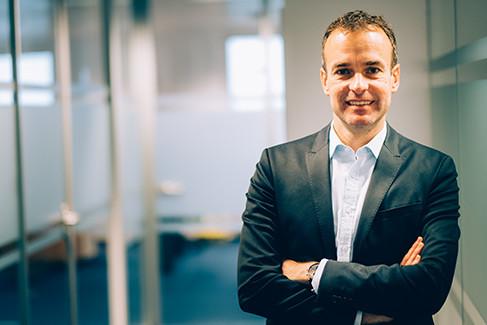Roland Ludwig, CEO d'Advanzia Bank, se montre à nouveau optimiste pour 2019. (Photo: Advanzia Bank)
