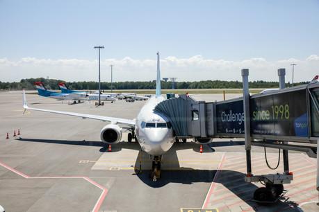 La crise n'épargne pas le transport aérien. Près de 200 aéroports régionaux voient leur survie menacée. (Photo: Romain Gamba / Maison Moderne)