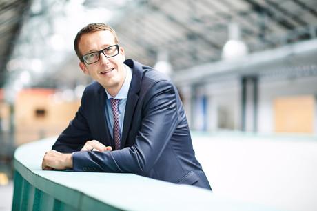 David Van der Looven a noué un partenariat avec la CLC, ce qui a permis en 2020 de faire progresser les activités d'Edebex au Luxembourg. (Photo: Edebex)