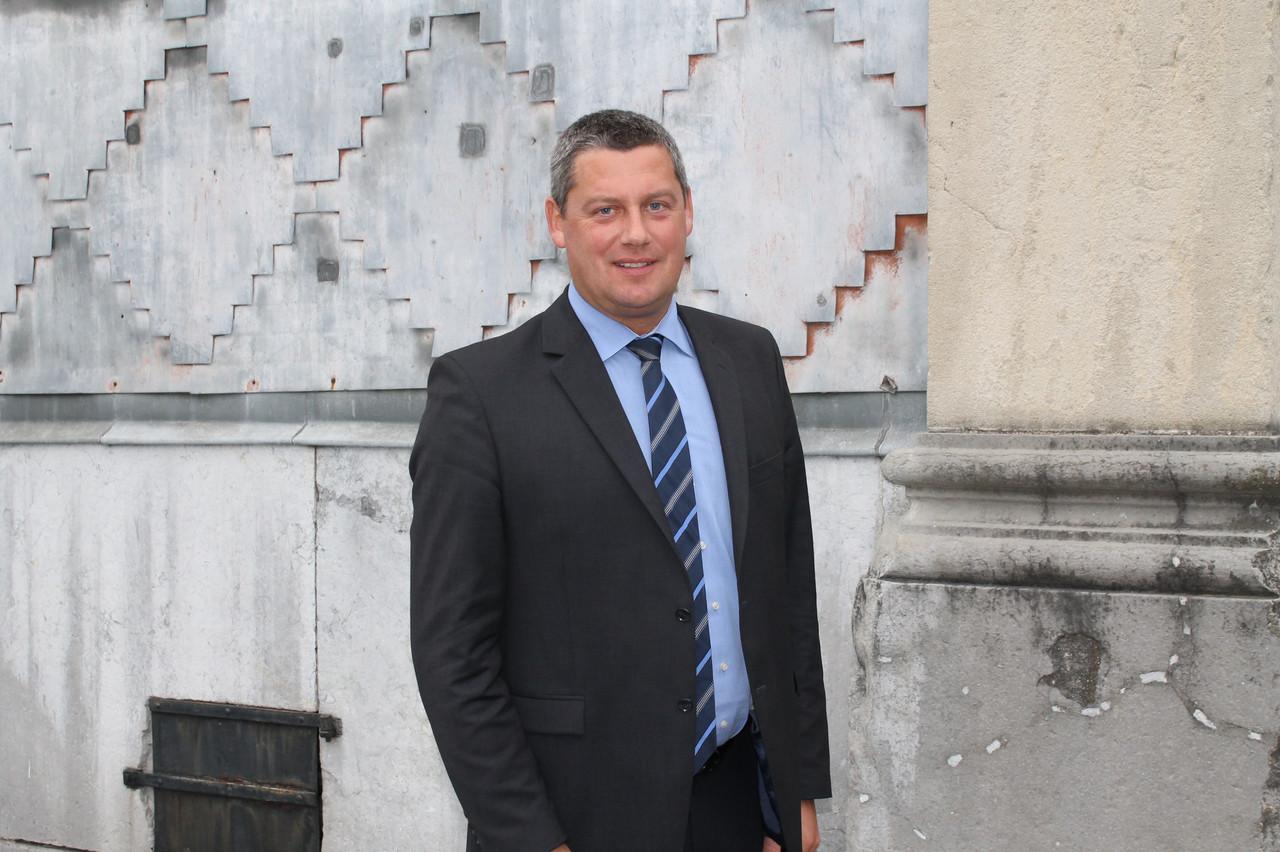 L'actuel bourgmestre de Neufchâteau, Dimitri Fourny, saura ce jeudi si de nouvelles élections sont organisées dans sa commune. (Photo: D.R.)