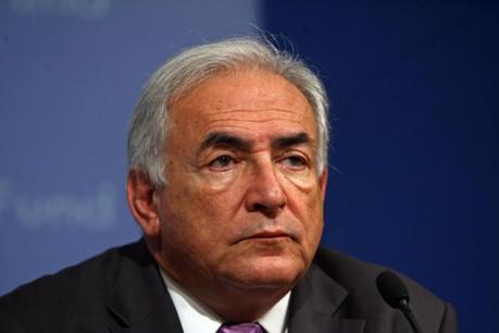 DominiqueStrauss-Kahn à l'époque où il dirigeait le Fonds monétaire international. Son associé voulait tirer profit de sa réputation, selon lui. (Photo: Worldbank.org)