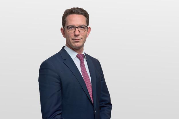 David Seban-Jeantet,chief investment officer chez Societe Generale Private Wealth Management. (Photo: Olivier Toussaint)