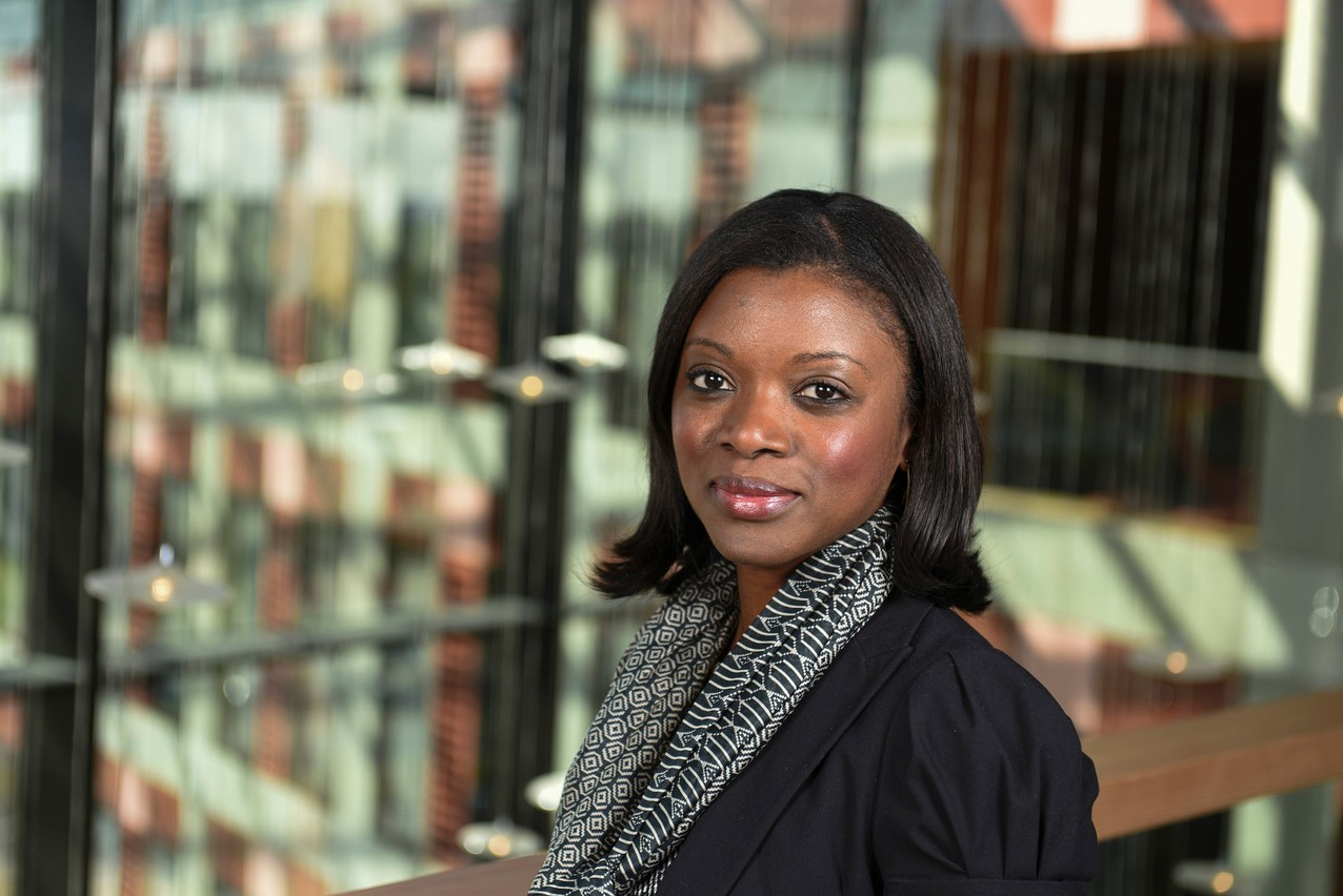 Aïssata Coulibaly, associate partner au sein du département Private Equity chez EY Luxembourg. (Photo: EY Luxembourg)