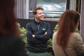 Adrien Trudelle (Golf Planet Events) ((Photo: Simon Verjus/Maison Moderne))