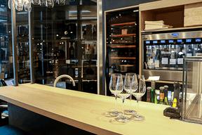 Bar à vins (Auchan)