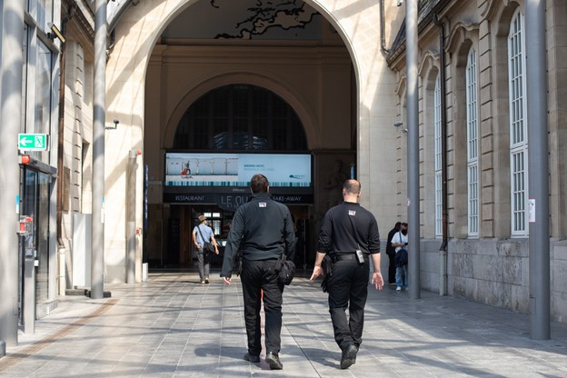 Le secteur de la sécurité et du gardiennage compte plus de 4.000personnes au Luxembourg. (Photo: Matic Zorman/Maison Moderne)