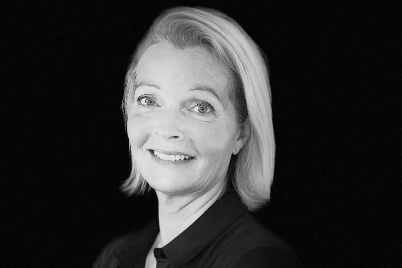 Marianne van den Eerenbeemt: «Ma devise: votre maison, votre bonheur, votre Livinlux.» (Photo: Livinlux)