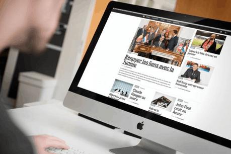Après avoir instauré une aide à la presse en ligne en 2017, le gouvernement DP-LSAP-Déi Gréng s'attelle à la refonte de l'aide à la presse écrite pour aboutir à un régime global. (Photo: Maison Moderne / Archives)