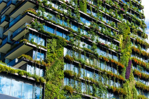 La plate-forme du List calculera, par exemple, où cela vaut le coup de placer des panneaux solaires à l'intérieur d'une ville afin d'optimiser la production d'énergies renouvelables. (Photo: Shutterstock)