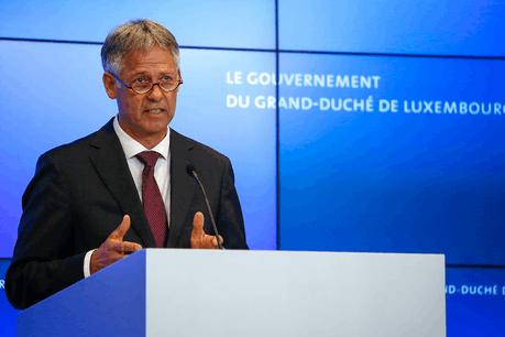 «L'État doit agir de manière proactive face à cette crise», prévient le ministre du Logement, Henri Kox. (Photo: SIP/Julien Warnand)