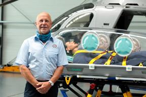 RenéCloster, président-fondateur de Luxembourg Air Rescue, se félicite de cette acquisition qui permet de gagner en sécurité et en rapidité. ((Photo: Matic Zorman / Maison Moderne))
