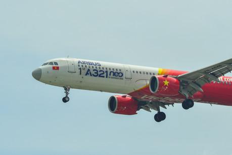 Le futur AirbusA321 XLR saura effectuer des vols long-courriers de plus de 10 heures, jusqu'alors réservés aux gros porteurs. (Photo: Shutterstock)