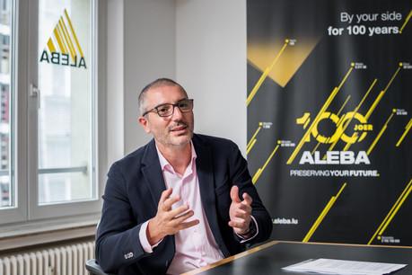 RobertoMendolia, le président de l'ALEBA, ne peut admettre la perte de représentativité sectorielle de son organisation, fruit de «petits jeux politiques». (Photo: Nader Ghavami/Archives)