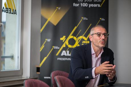 Le président de l'ALEBA, Roberto Mendolia, souhaitait une procédure rapide devant la justice. Cette dernière en a décidé autrement. (Photo: Nader Ghavami)