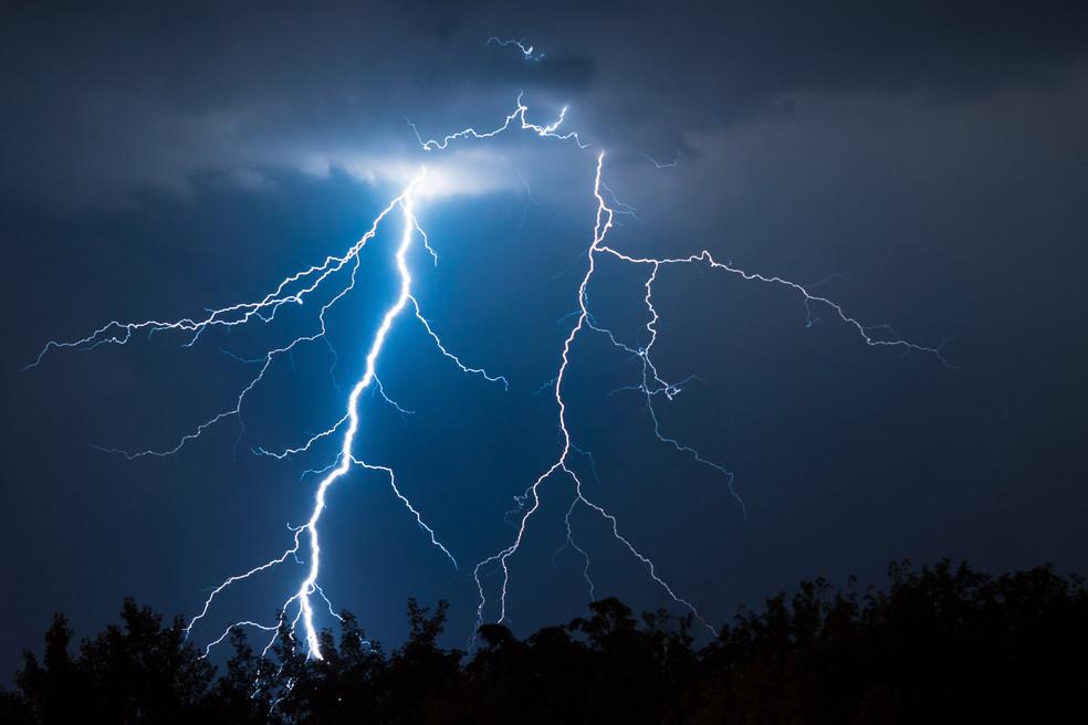 Les orages pourraient être accompagnés de fortes rafales de vent. (Photo: Shutterstock)