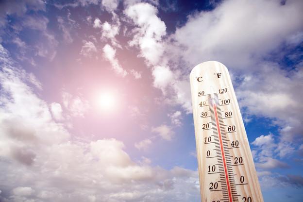 La chaleur va également impacter la qualité de l'air, du fait de l'absence de vent.  (Photo: Shutterstock)