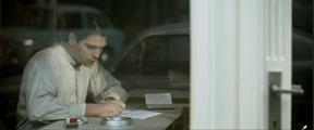 Alessio Lapice as Antonio in a scene from  IO STO BENE (I am fine)  Tarantula Distribution