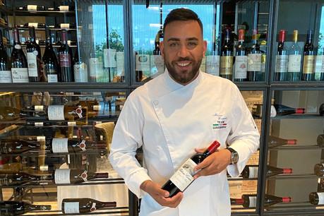 Né sur les pentes de l'Etna, c'est cependant à Bonnevoie que le chef Alessio Zappala a trouvé sa passion pour la cuisine! (Photo:Van der Valk Luxembourg-Arlon)