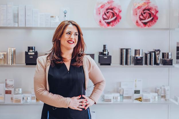Alexa Ballmann dirige deux instituts de beauté et préside l'association Jonk Handwierk Lëtzebuerg (Photo:Alexa Ballmann)