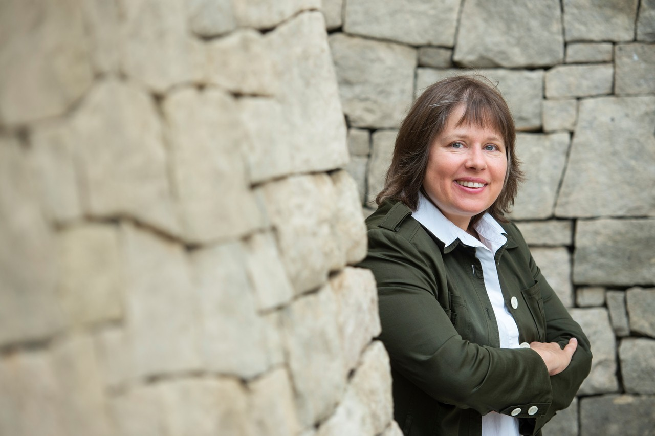 Corinne Lamesch, présidente de l'Alfi, agit depuis le Luxembourg pour continuer à promouvoir les fonds luxembourgeois. (Photo: Anthony Dehez/archives)