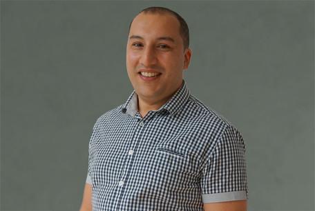 Ali Benyahia,junior modeler pour le bureau d'Ingénieurs-Conseils Betic. (Photo: Ingénieurs-Conseils Betic)