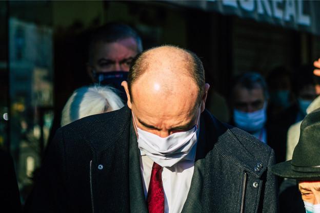 Jean Castex a confirmé que le pic épidémique était derrière les Français. (Photo: Shutterstock)