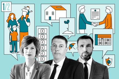 Dans toutes les situations, l'intérêt est de lier quatre éléments: un produit d'assurance, un parcours client facilité, des solutions d'investissement attractives et un avantage fiscal.  Maison Moderne