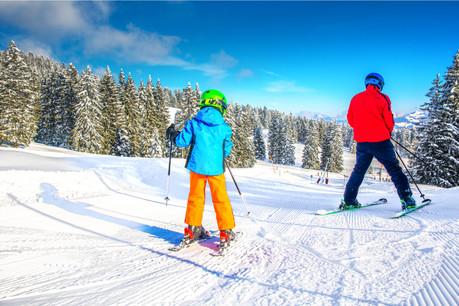 Pas de ski jusqu'au 10 janvier? L'Allemagne va faire la demande auprès des instances européennes. (Photo: Shutterstock)