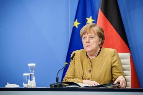 La chancelière allemande Angela Merkel craint une remontée exponentielle du nombre de cas de Covid-19, du fait des nouveaux variants du virus. (Photo: EU)