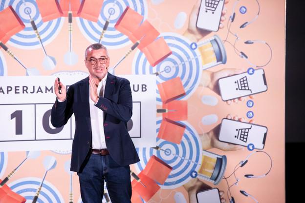 François Hannebicque (Lonsdale) (Photo: Julian Pierrot/Maison Moderne)