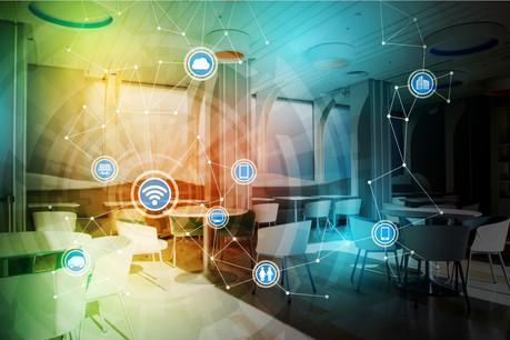 D'ici la fin2023, les maisons intelligentes devraient être dotées en moyenne de 21appareils connectés. C'est ce marché qu'adressent Google, Amazon, Apple et l'alliance Zigbee. (Photo: Shutterstock)