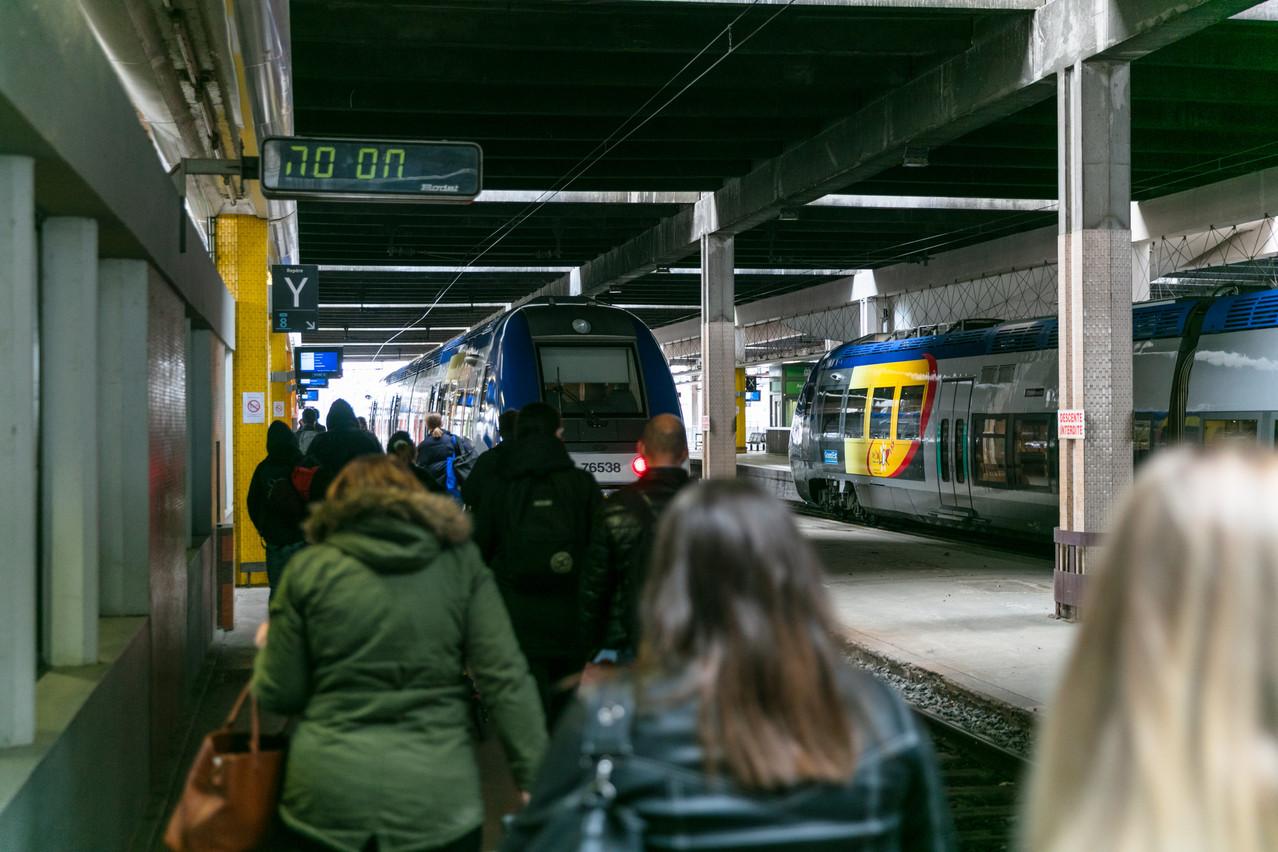 Environ 105.000frontaliers français travaillent au Luxembourg. (Photo: Maison Moderne)