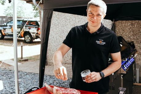 Grâce à l'expertise deTom Ewerling, vous aussi, devenez une sommité en barbecue! (Photo: DR)