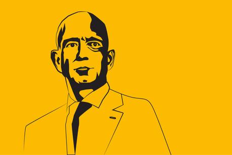 Dans la série «On n'est jamais mieux servi que par soi-même», Jeff Bezos et Amazon, qui ont préparé un «draft» d'une loi américaine pour encadrer la reconnaissance faciale. (Photo: Shutterstock)