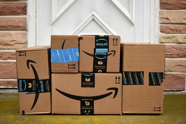 Amazon a dépassé Apple et Google pour prendre la première place du classement BrandZ. (Photo: Shutterstock)