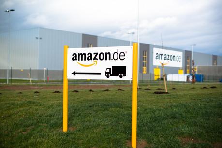 Alors que son service de prêts aux entreprises est en perte de vitesse, à la faveur de taux bancaires très bas, Amazon est à la relance et ouvre son service en Allemagne avec ING. (Photo: Shutterstock)