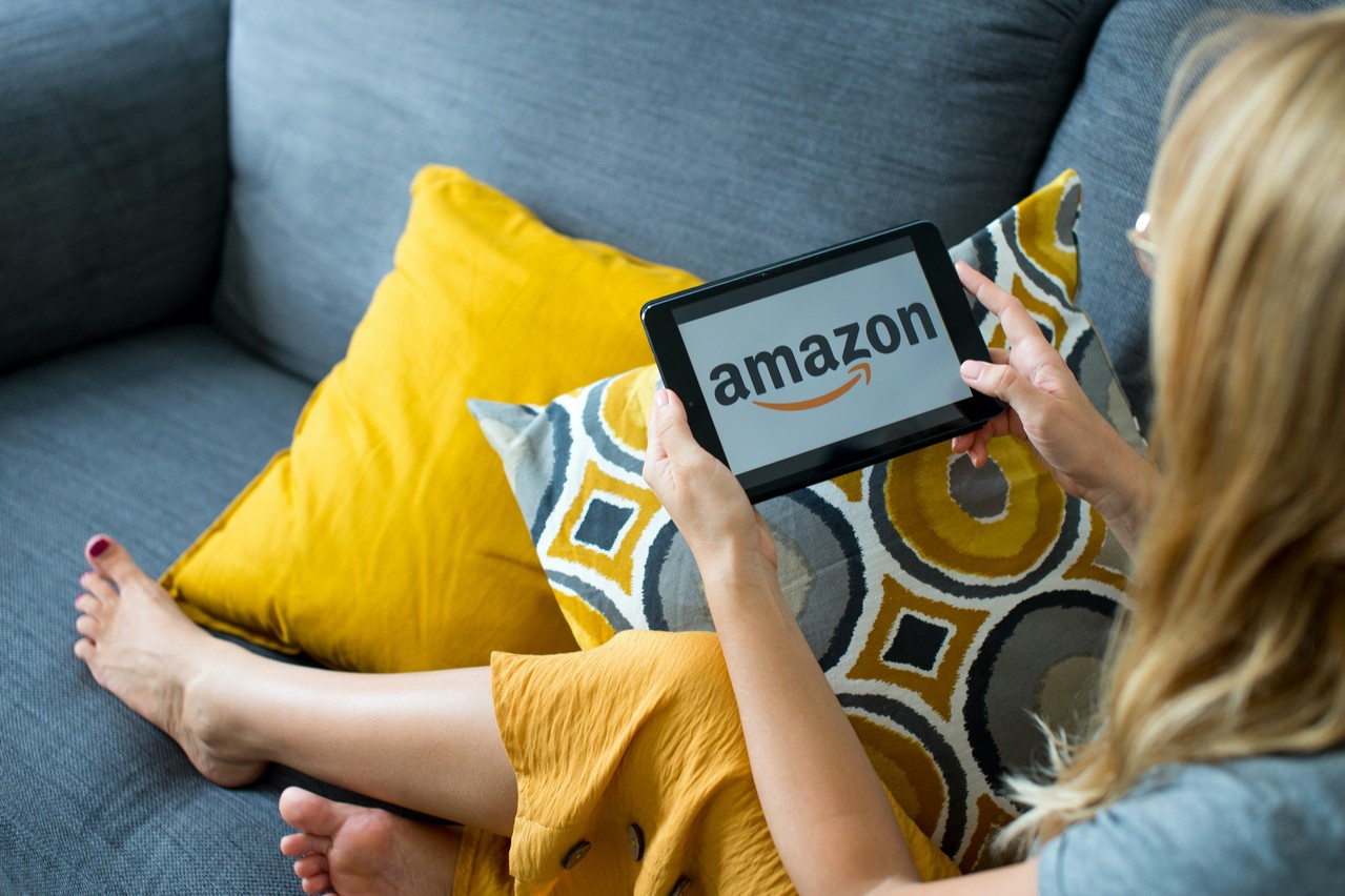 Le géant américain de l'e-commerce pourrait être sanctionné par la CNPD pour violation du RGPD, une décision qui intervient alors que le régulateur est critiqué en France et en Allemagne. (Photo: Shutterstock)