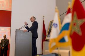 Luc Frieden, président de la Chambre de commerce ((Photo: SIP / Jean-Christophe Verhaegen))