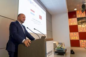 Étienne Schneider, vice-Premier ministre, ministre de l'Économie ((Photo: SIP / Jean-Christophe Verhaegen))
