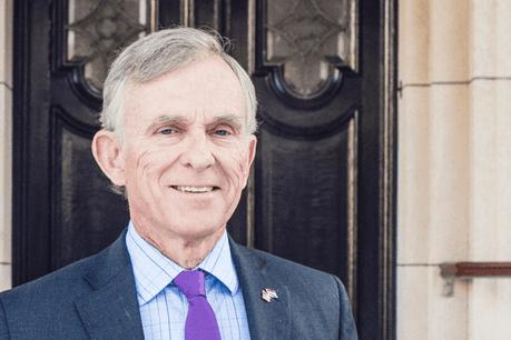 David McKean a été ambassadeur des États-Unis au Luxembourg de 2016 à 2017. (Photo: Mike Zenari / Archives Maison Moderne)