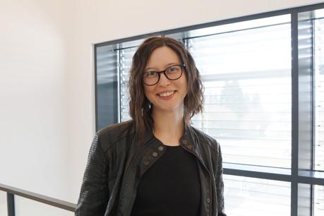 Amélie Michel.                              (Photo: Betic Ingénieurs-Conseils)