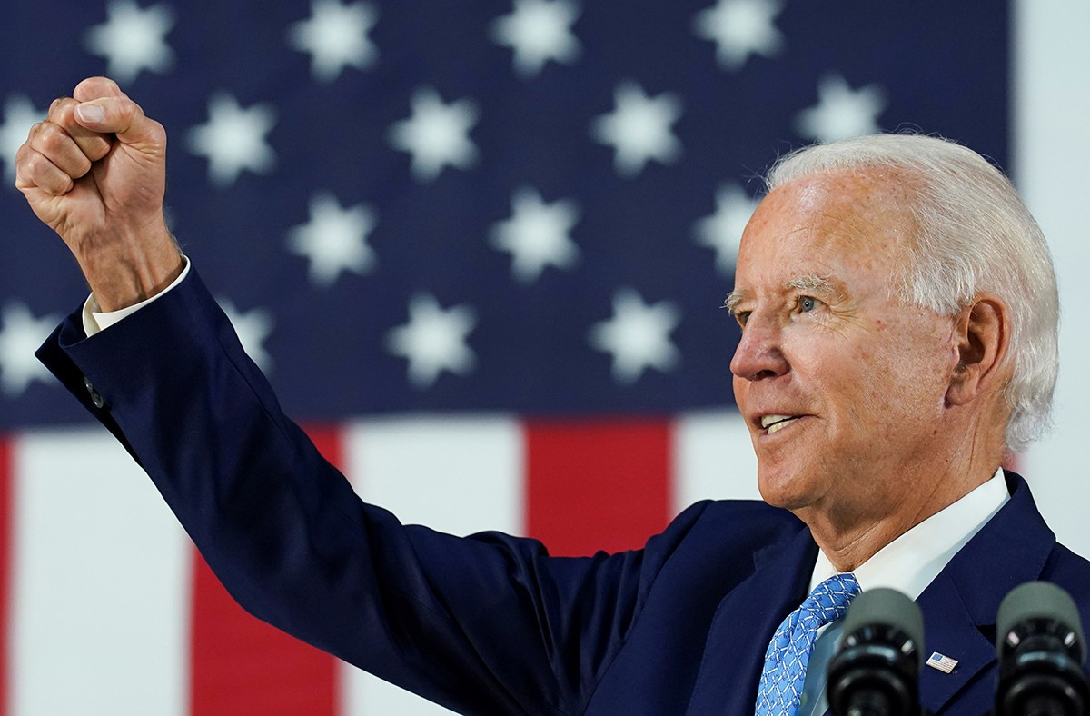 Joe Biden va devenir le 46e président des États-Unis. (Photo:Shutterstock)