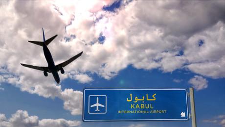 Le dernier avion militaire américain a quitté Kaboul ce lundi soir. (Photo: Shutterstock)