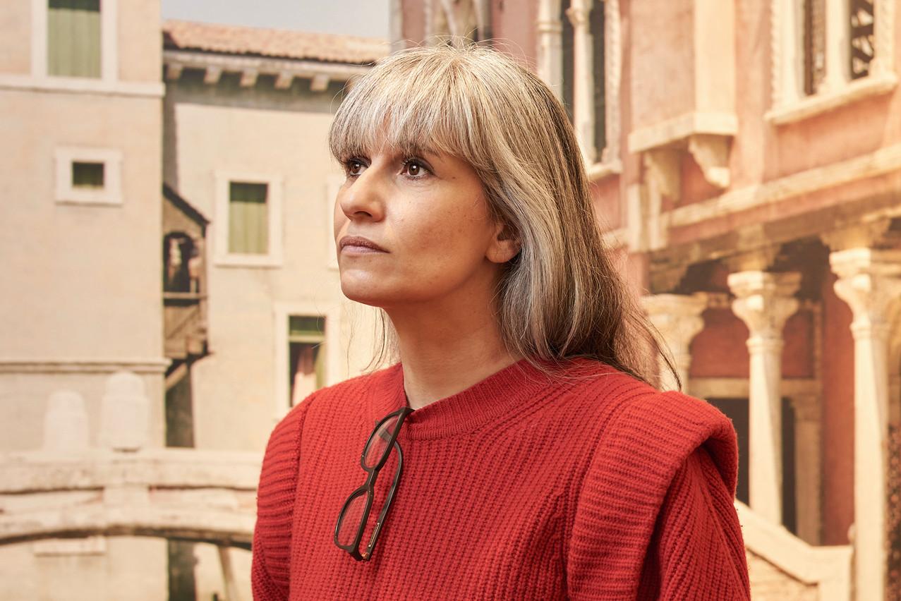 Sara Noel Costa de Araujo: «Moins privé, plus collectif. Cela suggère que nous devons penser différemment et apprendre à vivre ensemble.» (Photo: Andrés Lejona/Maison Moderne)