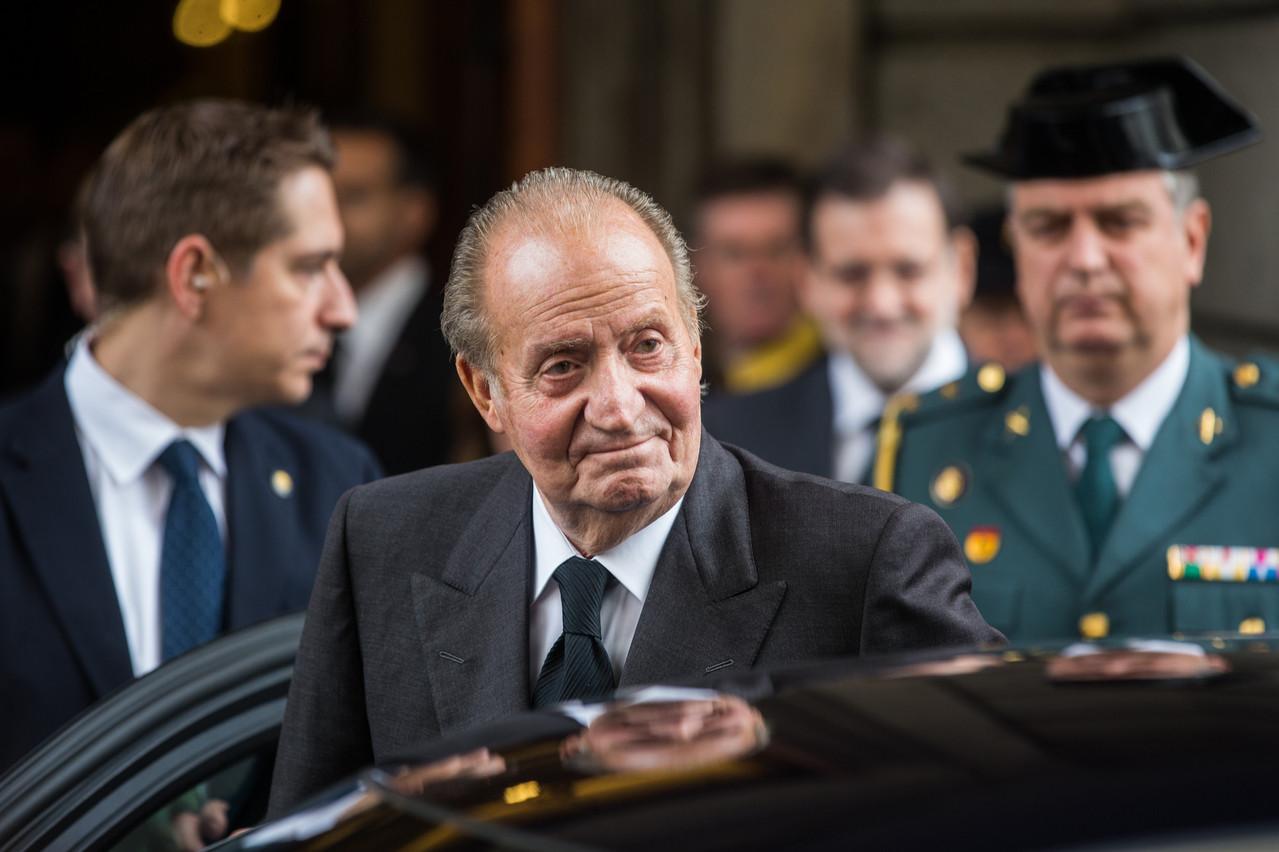 Englué dans différents scandales, l'ancien roi Juan Carlos a décidé de quitter son pays. (Photo: Shutterstock)