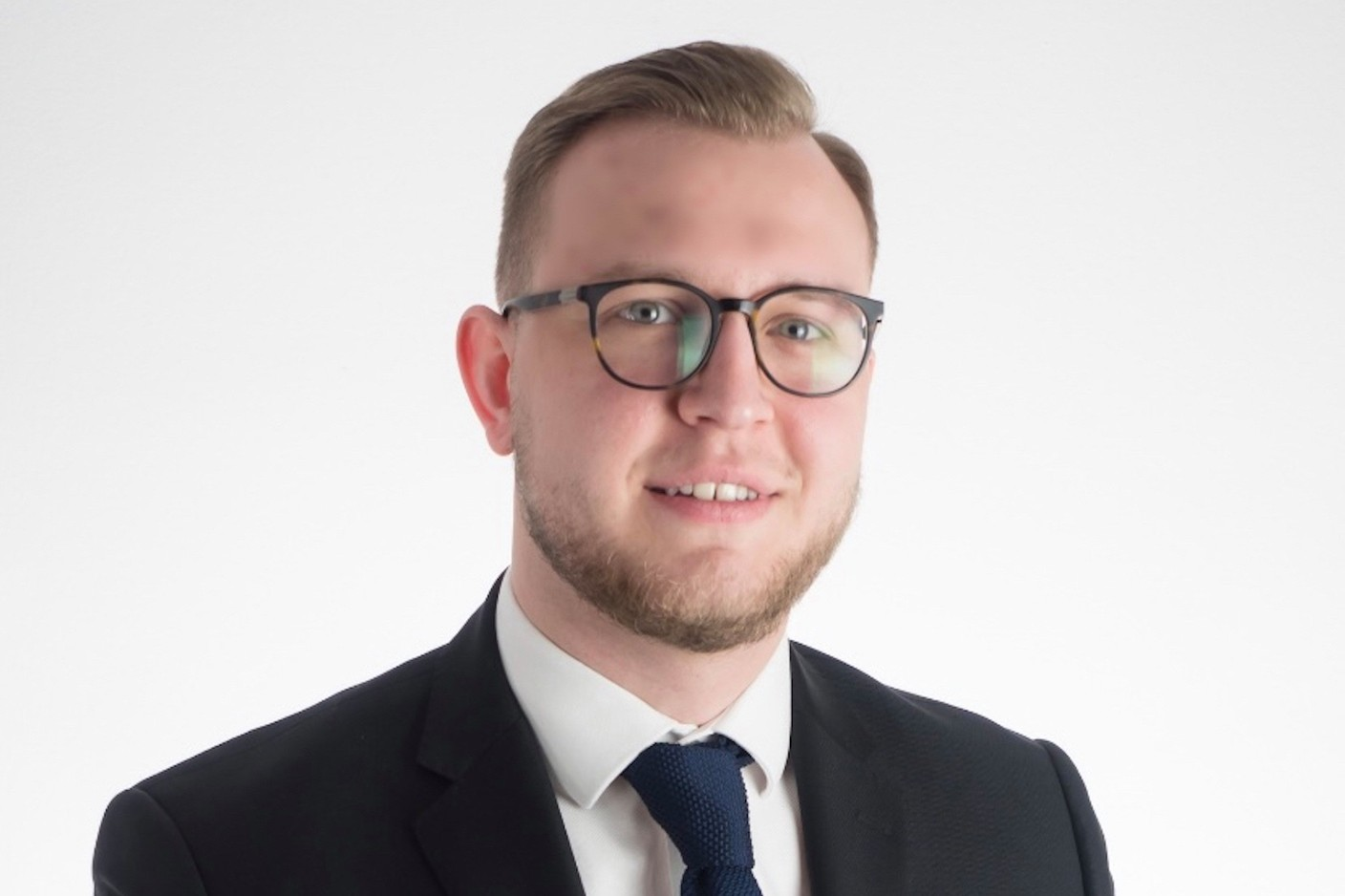 Pawel Galanty, newly appointed recruitment and business manager, Ireland desk at Anderson Wise. Photo credit: Anderson Wise