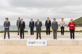 Dernier sommet du G7 pour Angela Merkel cette année, aux côtés de sa compatriote Ursula von der Leyen, devenue en 2019 présidente de la Commission européenne. ((Photo: EU))