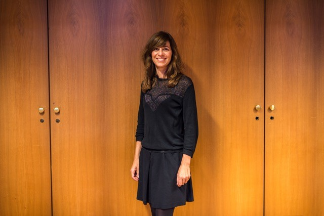 """Anne Calteux, photographed for a Delano interview in December 2018, will be the head of the representation which is the European Commission's """"eyes, ears and voice on the ground"""" in Luxembourg. Mike Zenari (archives)"""