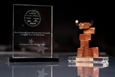Constance et rendement sont les critères-clés pour recevoir un European Funds award. (Photo: Fundclass)